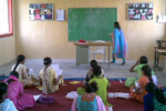 Tailoring Class for young women